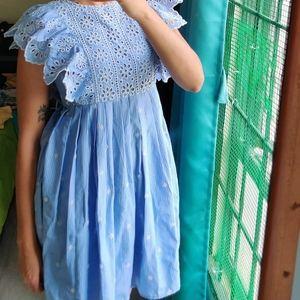 Only Chambray hakoba dress